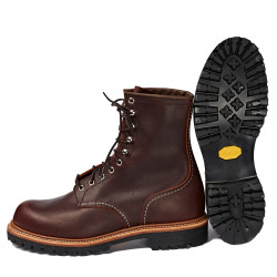 4585 Logger Briar Oil Slick - Red Wing Shoes