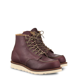 8856 Moc Toe Oxblood Mesa - Red Wing Shoes