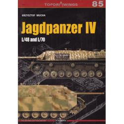Jagdpanzer IV – Top Drawings Kagero