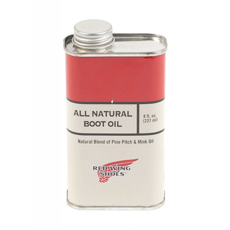 HUILE NATURELLE POUR BOTTINES - ALL NATURAL BOOT OIL