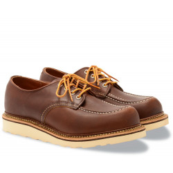 8109 CLASSIC OXFORD Mahogany Oro-Iginal Leather - Red Wing Shoes