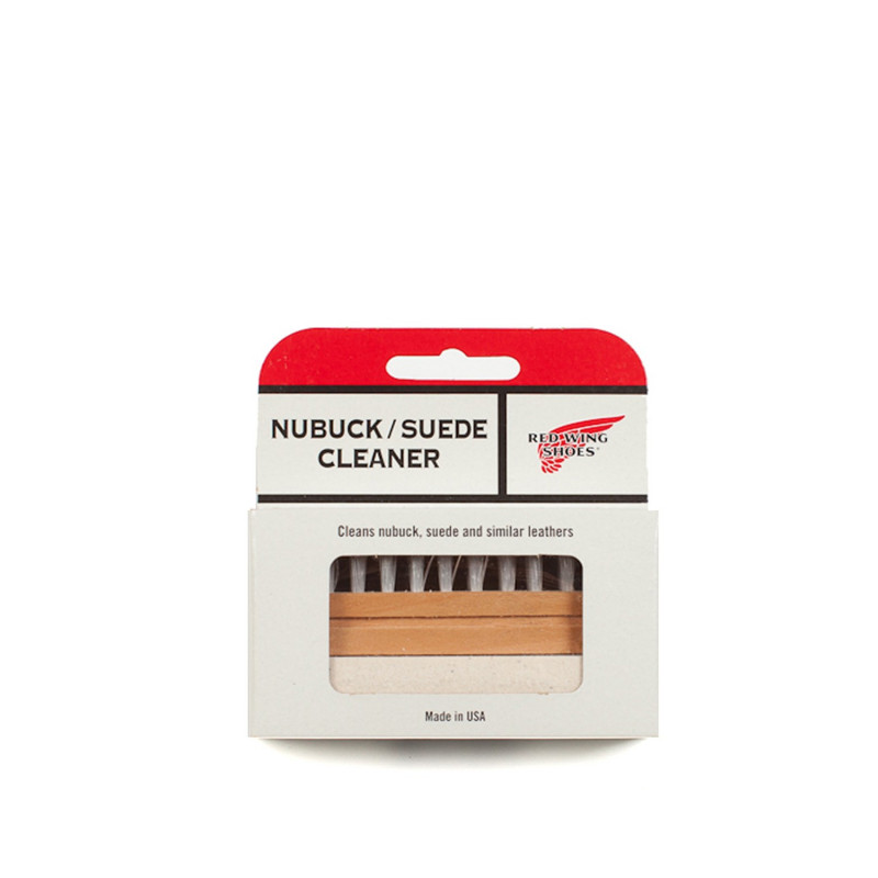 98002 Kit de nettoyage ROUGHOUT/NUBUCK CLEANER KIT - Red Wing Shoes