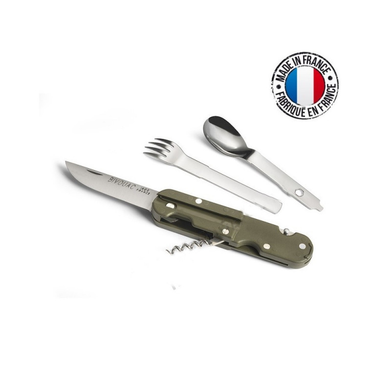 Couteau Bivouac Armée Française
