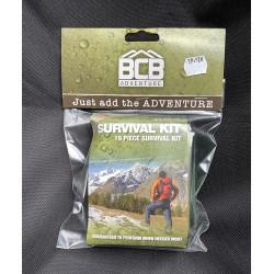 Kit de Survie BCB Adventures - 19 outils