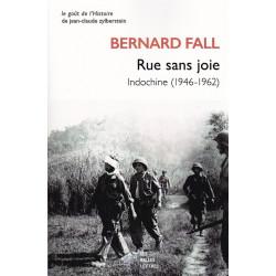 RUE SANS JOIE – Indochine 1946-1962