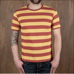 T-Shirt Ventura Orange -...