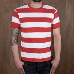 T-Shirt Ventura rouge -...