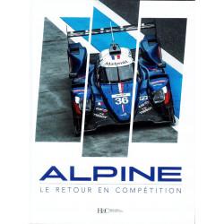 ALPINE - LE RETOUR EN...