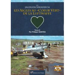 La Jagdgeschwader 54 : Les...