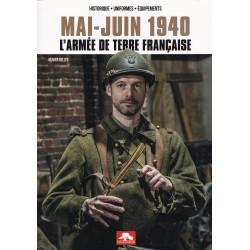 MAI-JUIN 1940 - L'ARMEE DE...