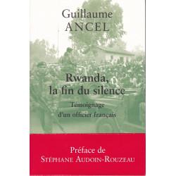 RWANDA, LA FIN DU SILENCE -...