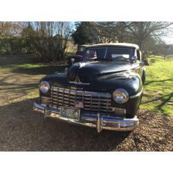 Dodge Custom Convertible 1947