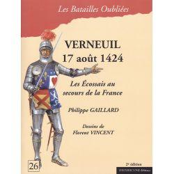 VERNEUIL 17 Août 1424 – Les Ecossais au Secours de la France