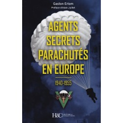 AGENTS SECRETS PARACHUTÉS...