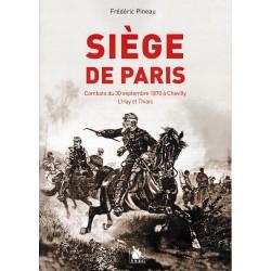 SIEGE DE PARIS - Combats du...
