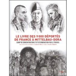 LE LIVRE DES 9000 DÉPORTÉS...