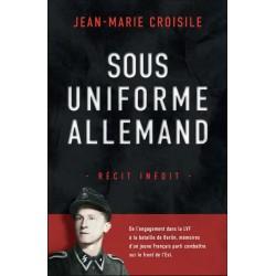 SOUS UNIFORME ALLEMAND - De...
