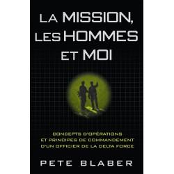 LA MISSION  LES HOMMES ET MOI