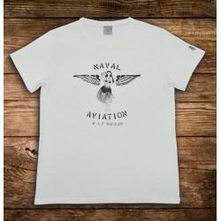 T-Shirt Coton épais NAVAL...