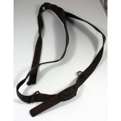 Bretelles de suspension 11 trous pour brelage français